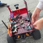 Palos Verdes Institute of Technology | PVIT - Robomagellan -- photo of robot