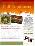 PVIT Fall Fudnraiser - Lynch Creek Farms